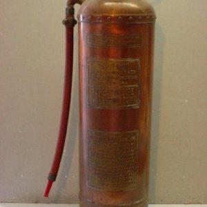 US Copper Soda-acid extinguisher